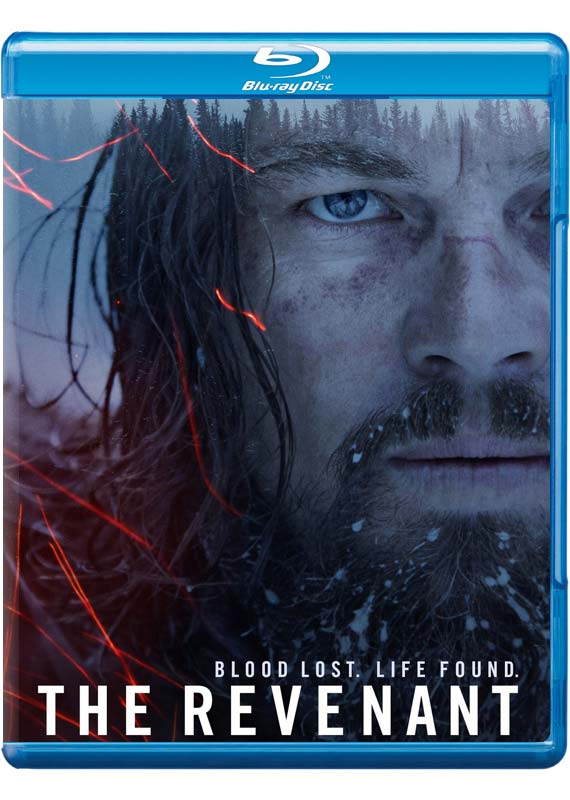 The Revenant - Leonardo DiCaprio - Film -  - 7340112726508 - 2/6-2016