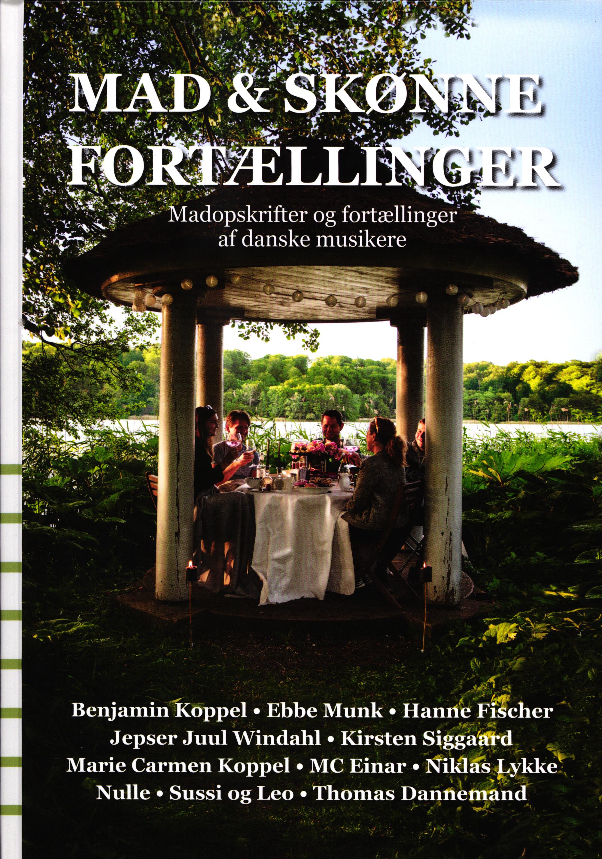 Mad og skønne fortællinger - Dorthe Poulsen - Bøger - Side Om Side ApS - 9788797270509 - 11/1-2021