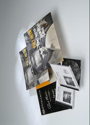 Læser egne Gruk og Digte, (50 gruk, 25 digte og 2 fabler. 64 min.) - Piet Hein - Musik - Piet Hein Publishing - 9788798736509 - 18/1-2021
