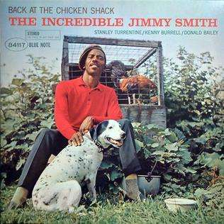 Back at the Chicken Shack - Jimmy Smith - Musik - BLUE NOTE - 0602435790510 - June 25, 2021