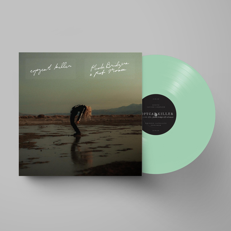 Copycat Killer (Mountain Blast Coloured Vinyl) - Phoebe Bridgers - Musik - DEAD OCEANS - 0656605154510 - May 14, 2021