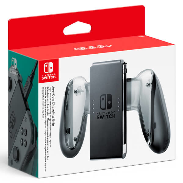 Nintendo Switch Joy-Con-Auflad.2510566 - Nintendo Switch - Bøger -  - 0045496430511 -