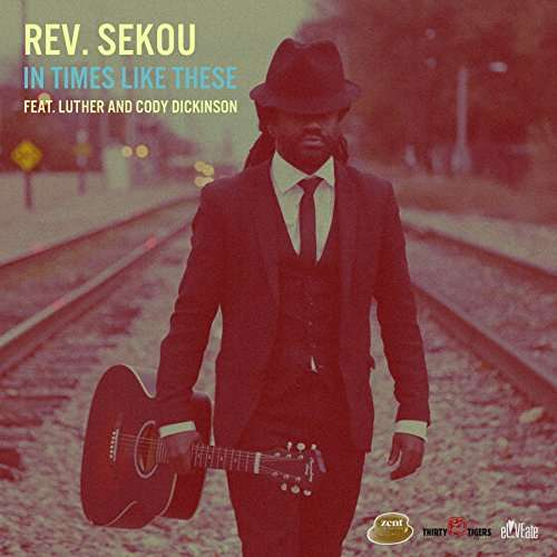 In Times Like These - Rev. Sekou - Musik - BLUES - 0752830442511 - May 12, 2017