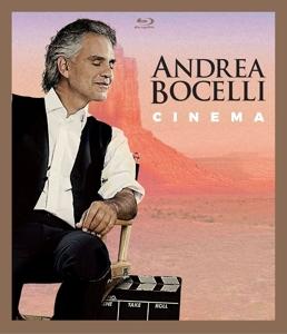 Cinema - Andrea Bocelli - Film - UNIVERSAL - 0044007629512 - 21/4-2016
