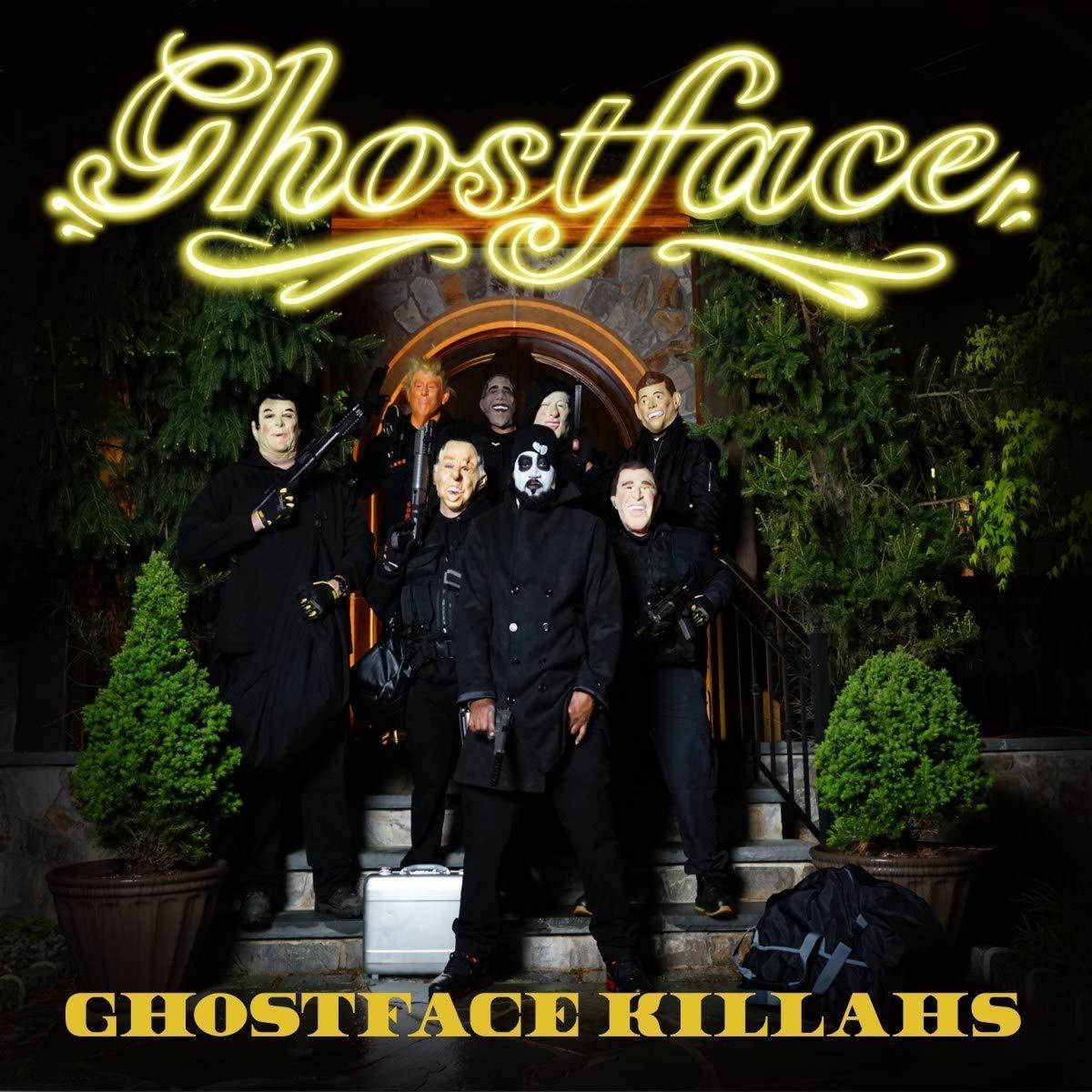 Ghostface Killahs - Ghostface Killah - Musik - MGC - 0706091999512 - 13/9-2019