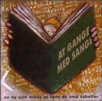 Nodehæfte til At Gange med Sange - Tabeldrengene - Bøger -  - 5705643200514 - 15. august 2006