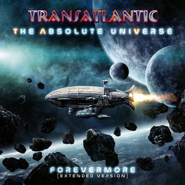 Absolute Universe: Forevermore - Transatlantic - Musik - INSIDE OUT - 0194398350516 - 5/2-2021
