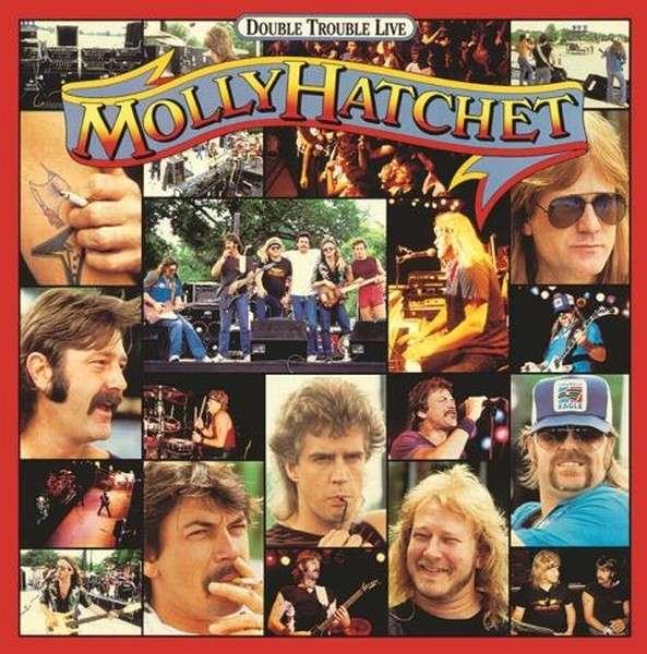 Double Trouble Live LP - Molly Hatchet - Musik -  - 0886922668517 - 1970