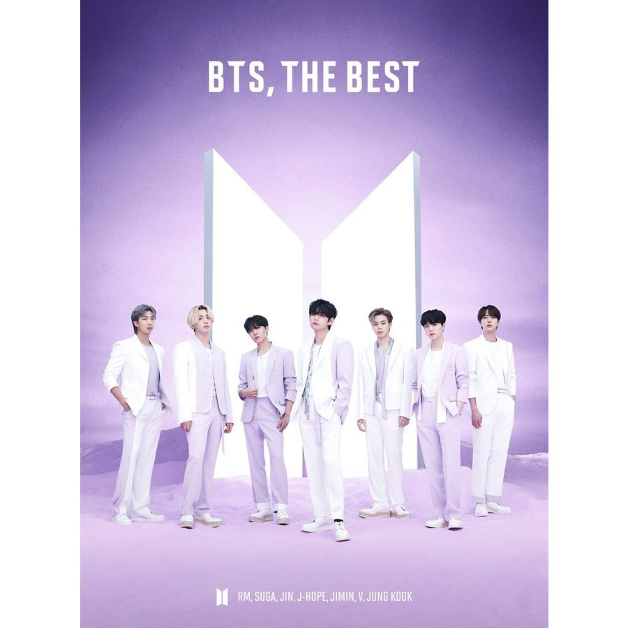 THE BEST -A VERSION- - BTS - Musik -  - 4988031426517 - June 16, 2021