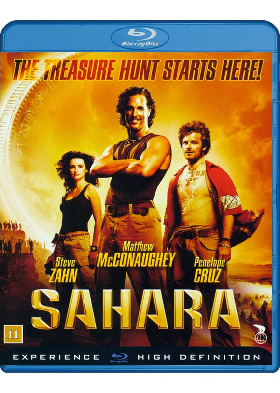 Sahara -  - Film - NORDISK FILM - 5708758683517 - June 21, 2020