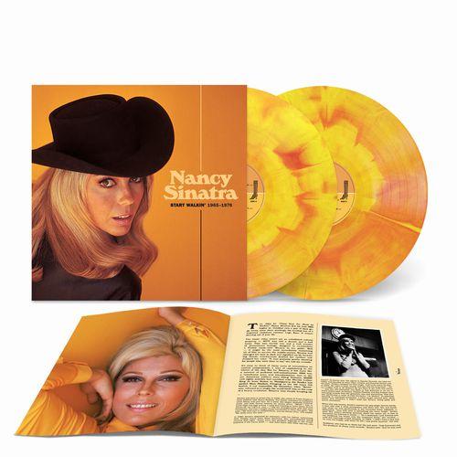 Start Walkin' 1965-1976 - Nancy Sinatra - Musik - LIGHT IN THE ATTIC - 0826853219518 - May 26, 2021