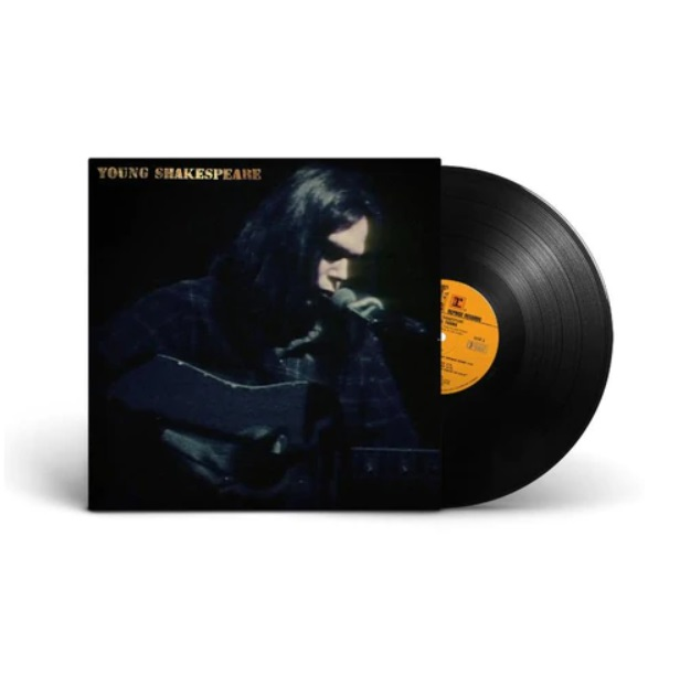 Young Shakespeare - Neil Young - Musik - REPRISE - 0093624889519 - March 26, 2021
