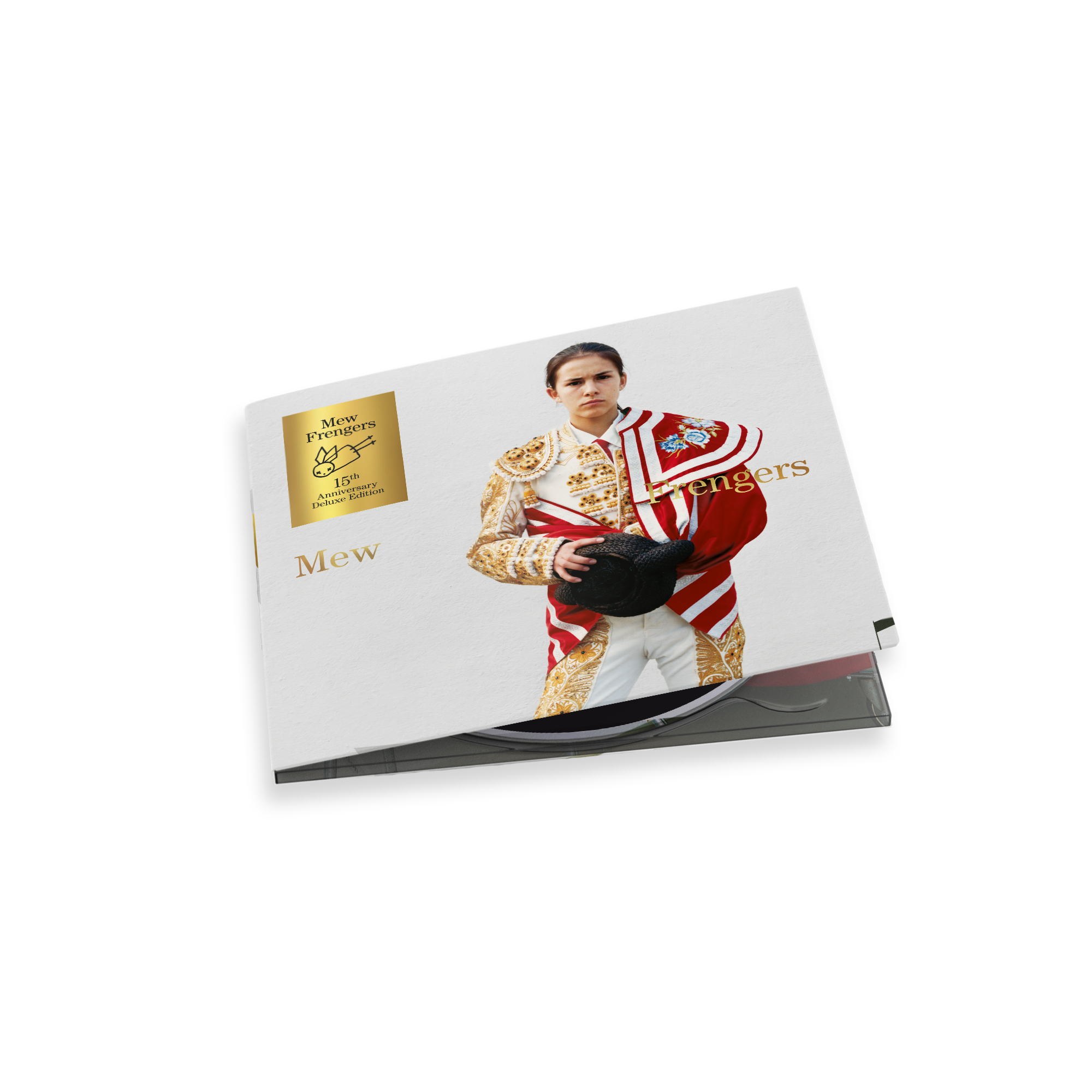 Frengers (15th Anniversary Deluxe Edt) - Mew - Musik -  - 0602567508519 - May 11, 2018