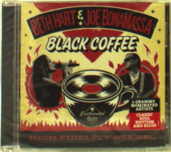 Black Coffee - Beth Hart & Joe Bonamassa - Musik - BLUES - 0804879582519 - January 26, 2018