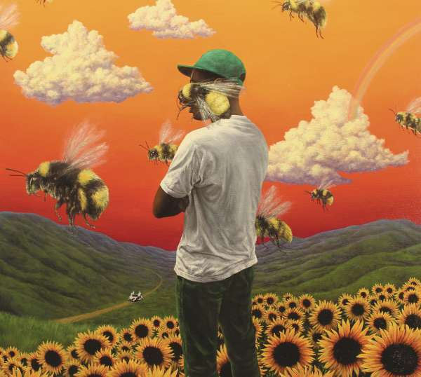 Flower Boy - Tyler The Creator - Musik - COLUMBIA - 0889854690519 - 1/12-2017