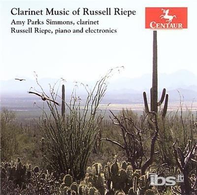 Clarinet Music - Riepe / Parks - Musik - CENTAUR - 0044747278520 - March 21, 2012