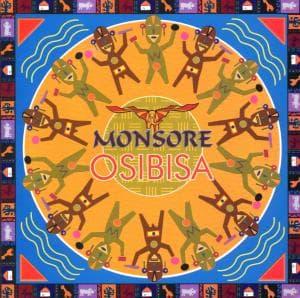 Monsore - Osibisa - Musik - AIM - 0752211106520 - February 5, 2021