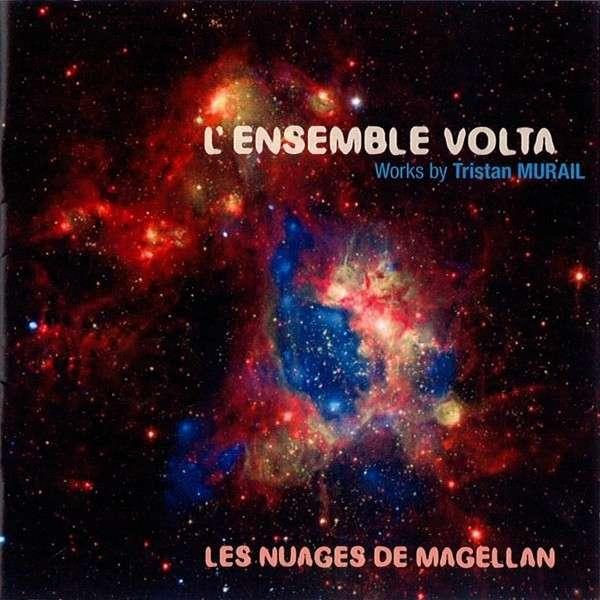 Les Nuages De Magellan - L'ensemble Volta - Musik - RER - 0752725032520 - April 4, 2014