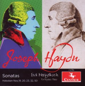 Klaviersonaten - J. Haydn - Musik - CENTAUR - 0044747297521 - 6/7-2009