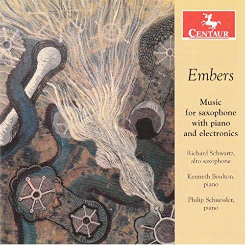 Embers - Pizzi / Schuessler / Suber - Musik - Centaur - 0044747338521 - November 11, 2014
