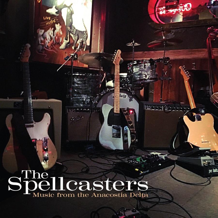 Music from the Anacostia Delta - Spellcasters - Musik - CUNEIFORM REC - 0045775044521 - 10/5-2019