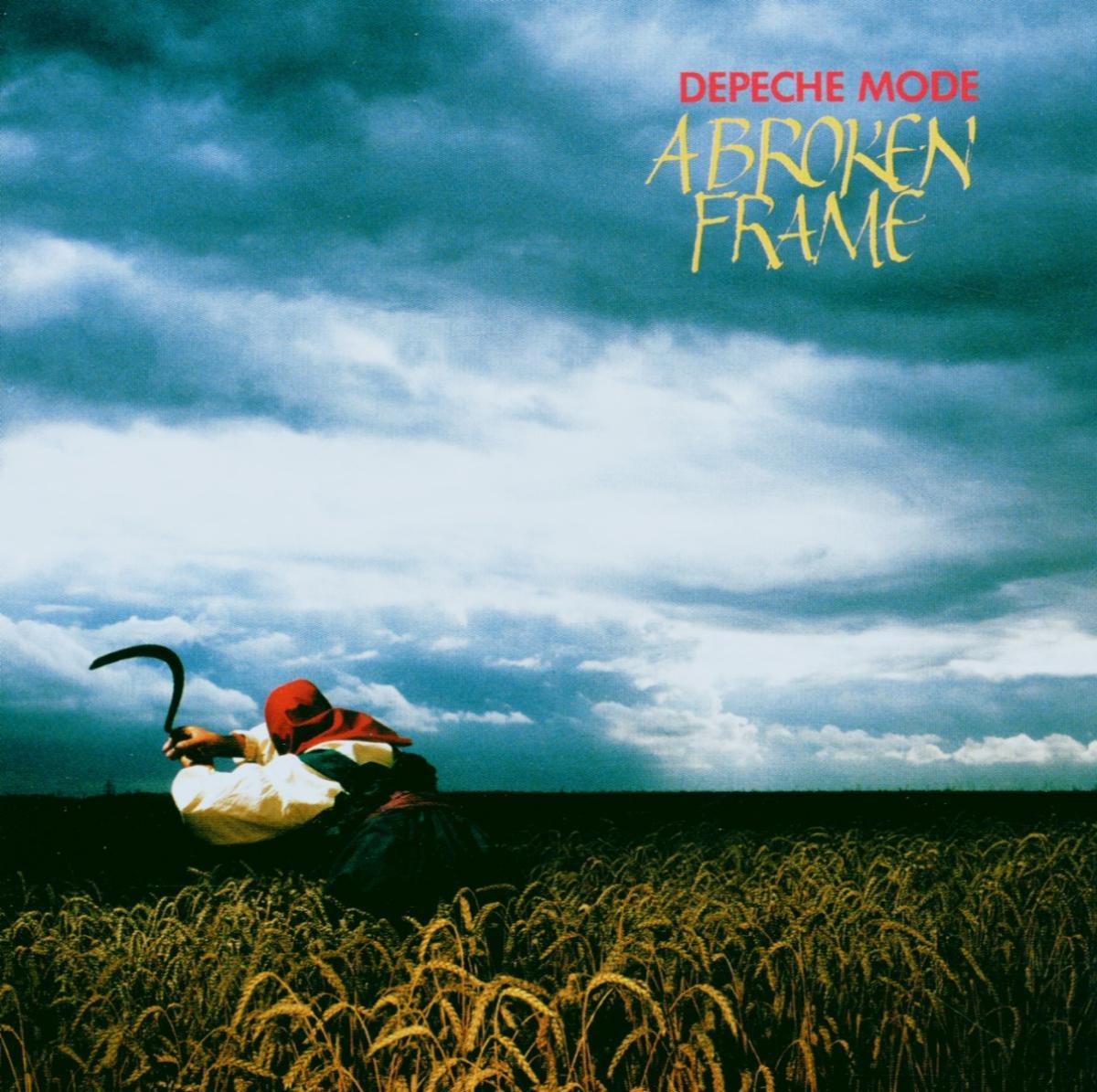 A Broken Frame - Depeche Mode - Musik - MUTE RECORDS - 0094637005521 - 29/9-2006