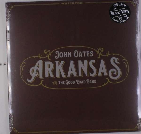 Arkansas - John Oates - Musik - ROCK/POP - 0752830511521 - February 2, 2018