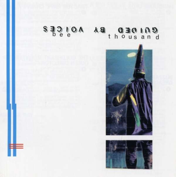 Bee Thousand - Guided by Voices - Musik - SCAT - 0753417003521 - June 20, 1994