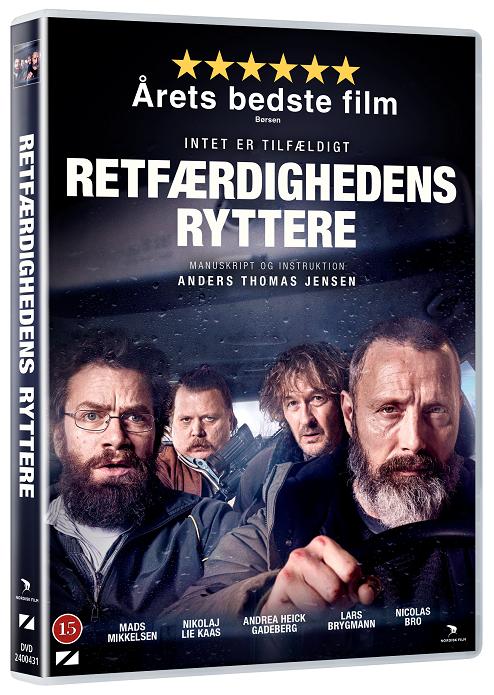 Retfærdighedens Ryttere -  - Film -  - 5708758725521 - June 10, 2021