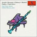 Clarinet & Piano: Bernstein, Debussy, Poulenc, Etc - Gray,gary / Benson,clifford - Musik - Centaur - 0044747216522 - 4/1-1994