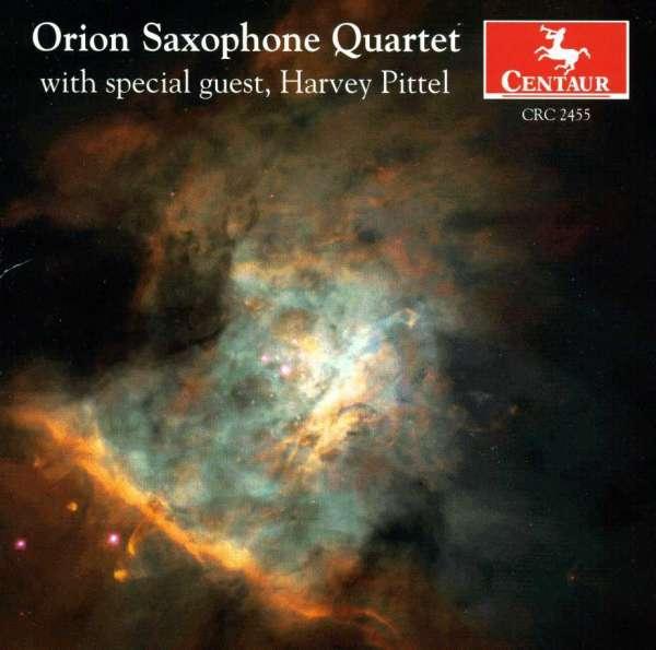 Orion Saxophone Quartet / Various - Orion Saxophone Quartet / Various - Musik - CENTAUR - 0044747245522 - 21/11-2000