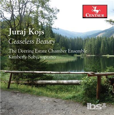 Ceaseless Beauty - Kojs / Soby / Lopez - Musik -  - 0044747357522 - November 3, 2017