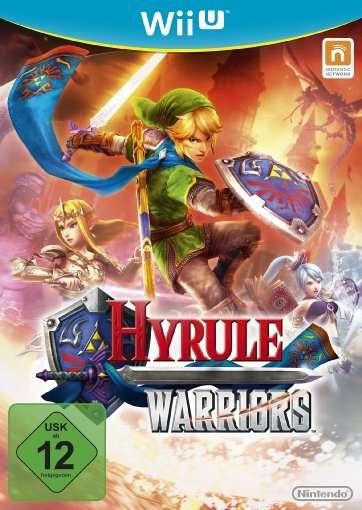 Hyrule Warriors,Wii U.2323440 -  - Bøger -  - 0045496333522 -