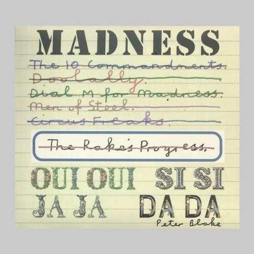Madness Oui Oui Si Si Ja Ja Da Da Cd 2013