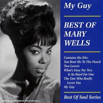 My Guy - Mary Wells - Musik - AIM - 0752211201522 - November 4, 1997
