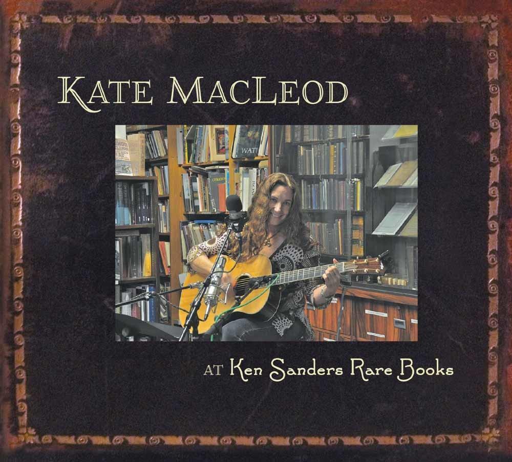 Kate Macleod - At Ken Sanders Rare Books - Kate Macleod - Musik - WATERBUG - 0753114011522 - June 30, 1990