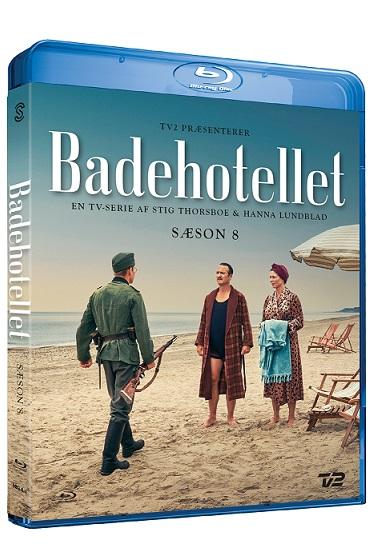 Badehotellet - Sæson 8 - Badehotellet - Film - SCANBOX - 5709165196522 - April 9, 2021