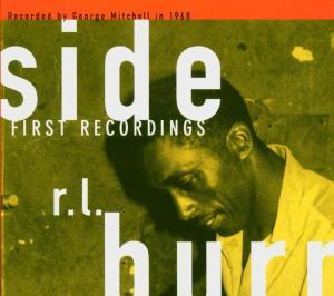 First Recording - R.l. Burnside - Musik - BLUES - 0045778036523 - 8/3-2005
