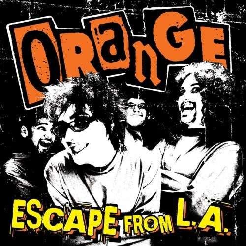 Escape From La - Orange - Musik - Epitaph - 0045778049523 - 11/9-2007