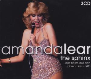 Sphinx -best Of- - Amanda Lear - Musik - SONY MUSIC - 0828768593523 - March 26, 2009