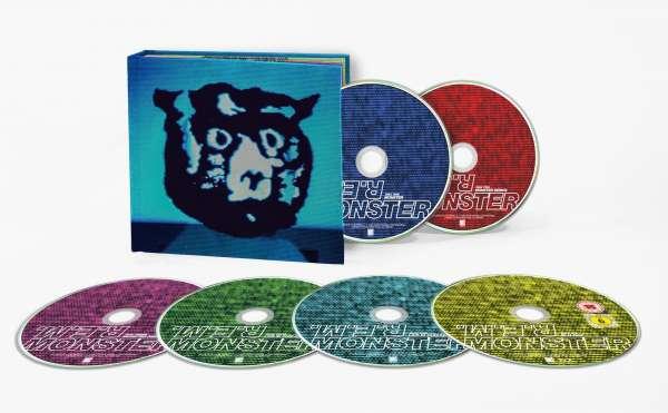 Monster (25th Anniversary) - R.E.M. - Musik - UNIVERSAL - 0888072111523 - 1/11-2019