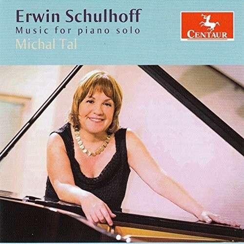 Piano Works - E. Schulhoff - Musik - CENTAUR - 0044747337524 - February 11, 2015