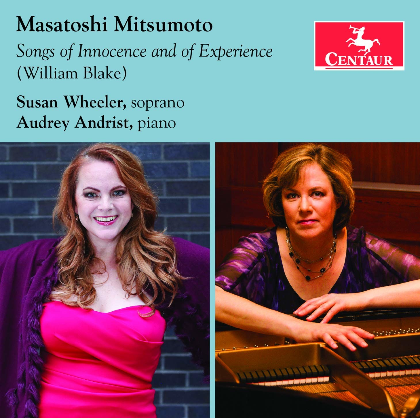 Songs of Innocence - Mitsumoto / Wheeler / Andrist - Musik -  - 0044747382524 - 2/10-2020
