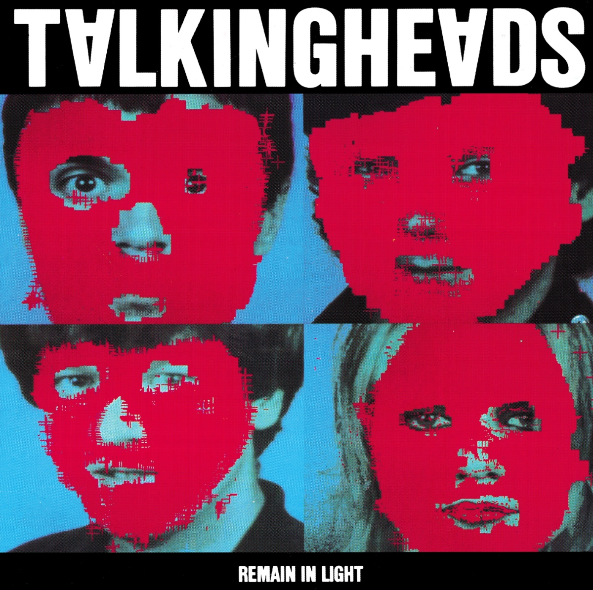 Remain In Light - Talking Heads - Musik - SIRE - 0075992609524 - 22/4-1984