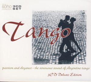 Tango - V/A - Musik - SOHO - 0698458153524 - January 13, 2009