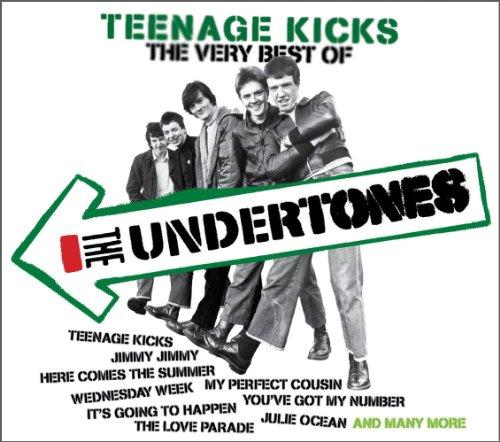 Teenage Kicks - The Very Best Of - Undertones - Musik - SALVO MUSIC - 0698458814524 - 2/3-2020