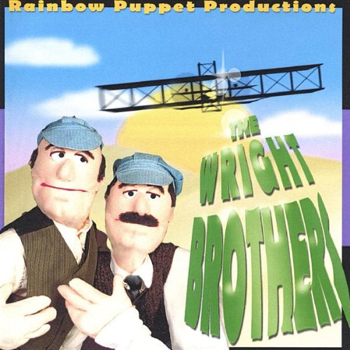 Wright Brothers - Rainbow Puppet Productions - Musik - Rainbow Puppet Productions - 0752359581524 - October 15, 2002
