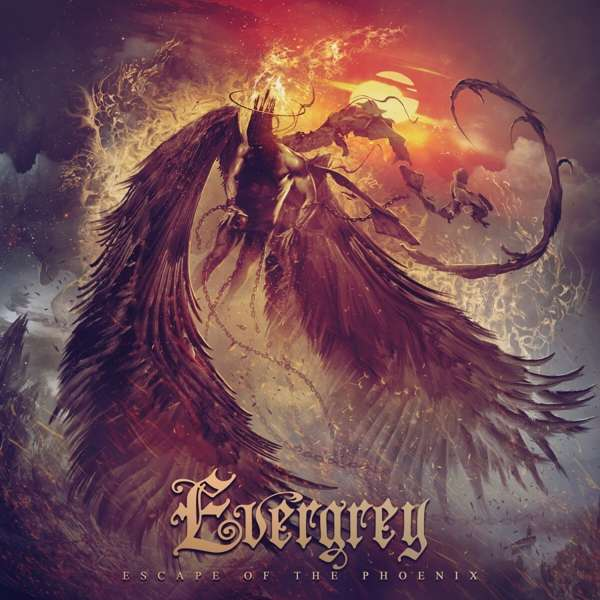 Escape of the Phoenix - Evergrey - Musik - SOULFOOD - 0884860360524 - 26/2-2021