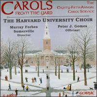 * Carols from the Yard - The Harvard University Choir/+ - Musik - Gothic - 0000334907525 - 2011