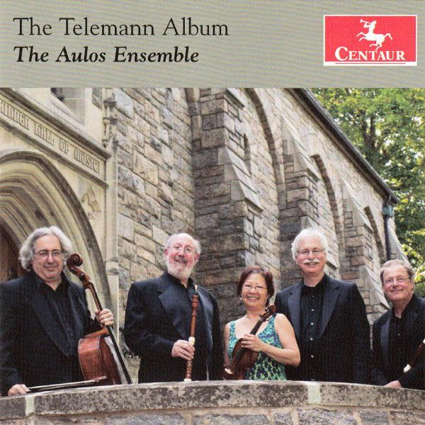 Georg Philip Telemann - G.p. Telemann - Musik - CENTAUR - 0044747327525 - April 30, 2013